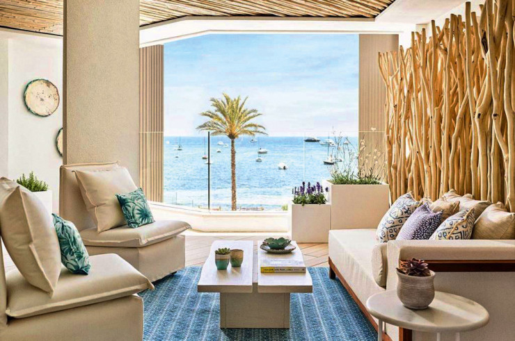 Отель Nobu Hotel Ibiza Bay