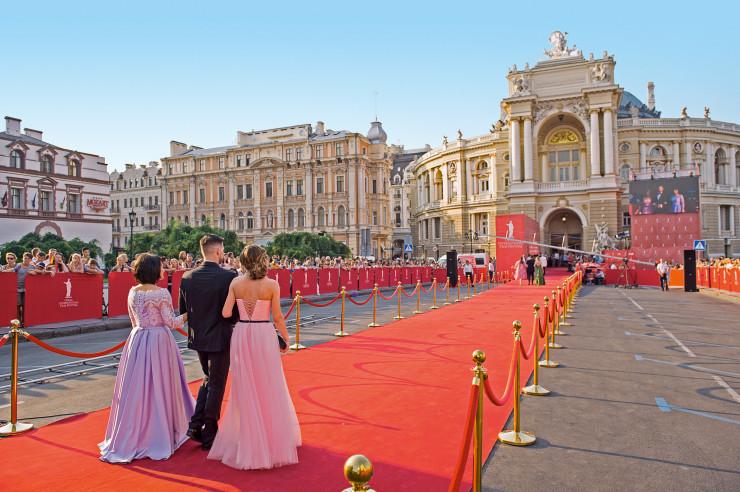 Одесский кинофестиваль переносится