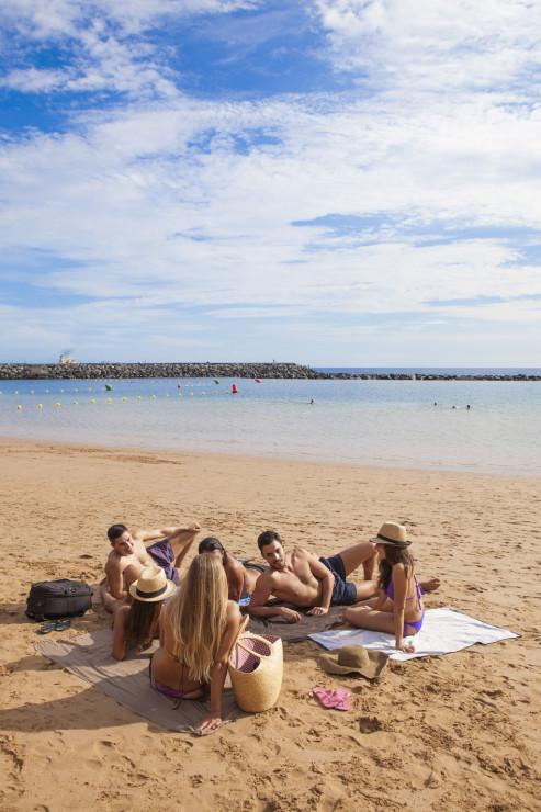 Пляж Тереситас
