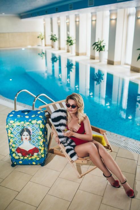 Купальник For sea, воротник, обувь Blood&Honey, Локация: City Holiday Resort & SPA