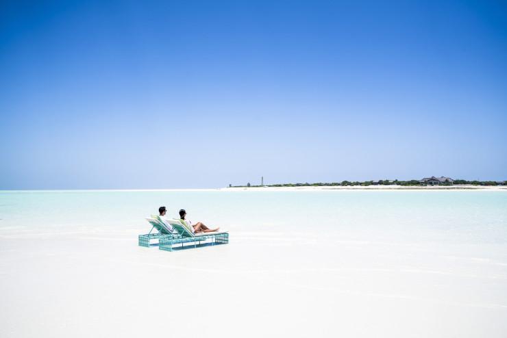 Anantara Medjumbe Island Resort_Beach_Loungeres