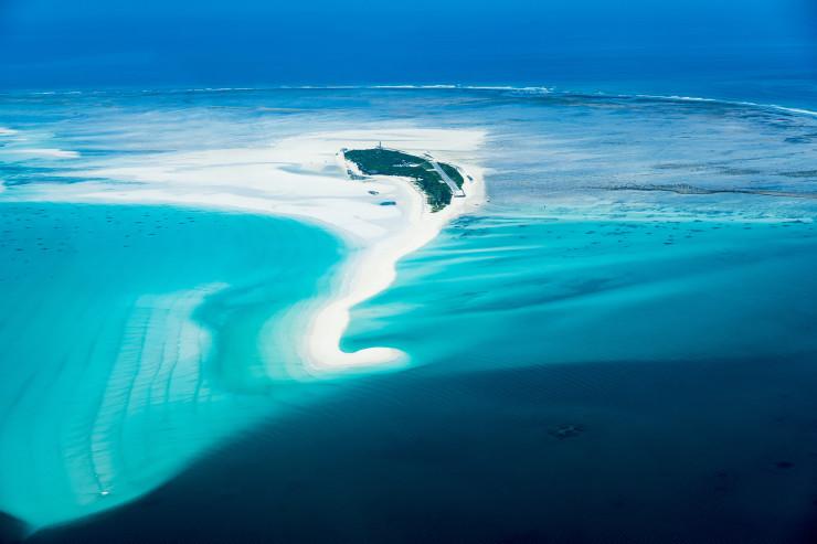 Anantara Medjumbe Island Resort_Medjumbe_Island_Aerial_View