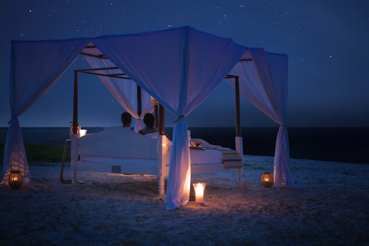 Anantara Medjumbe Island Resort_Star Bed