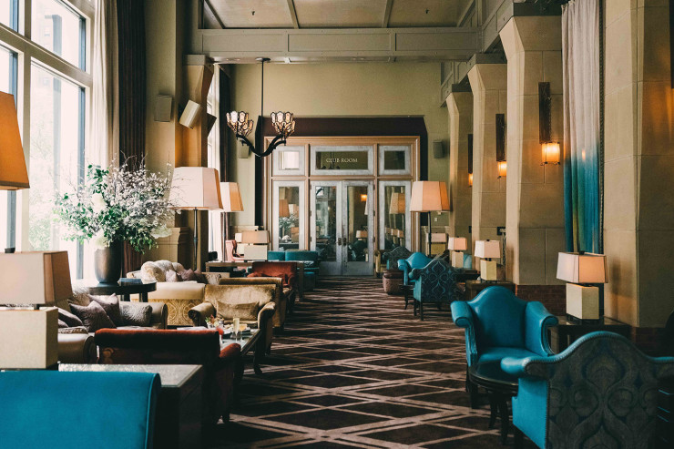 Grand Bar & Lounge at The Soho Grand Hotel