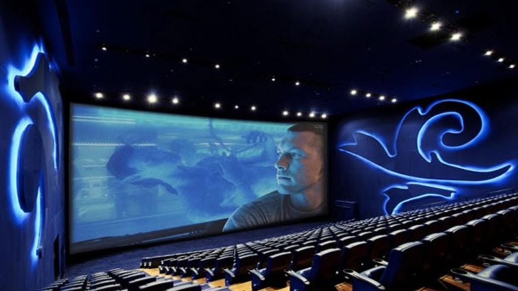Кинотеатр в аэропорту