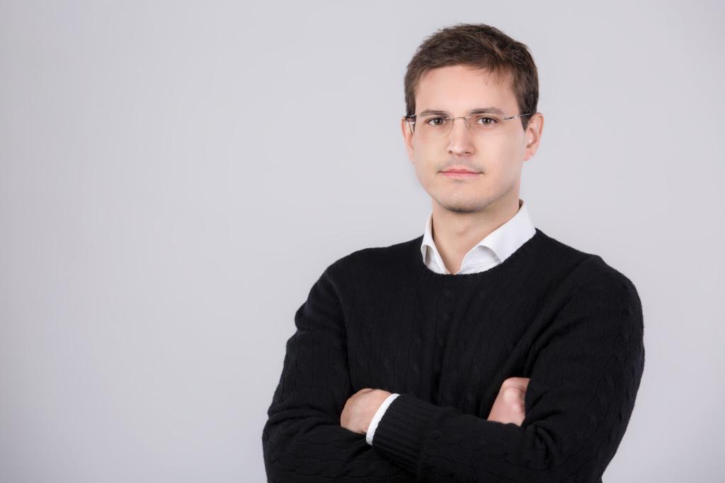 Коммерческий директор Виталий Писаренко
