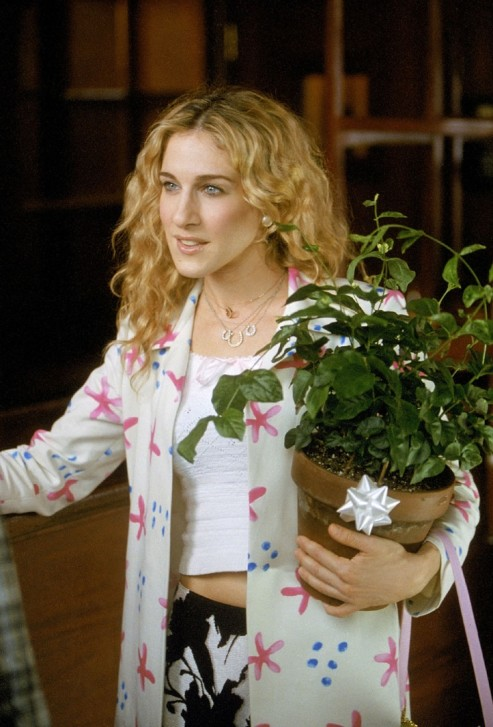 Supplied By Alpha 070000Sarah Jessica Parker'Sex and the City' TV Stills