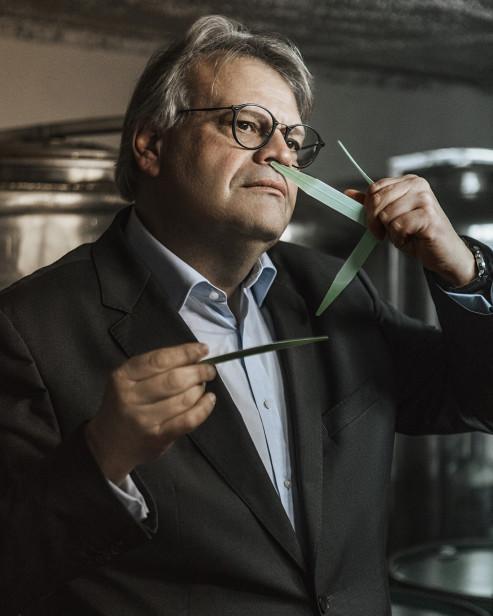 Жак Кавалье-Бельтруд, мастер-парфюмер. Фото: louisvuitton.com