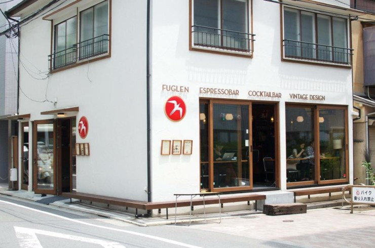 Фото: FUGLEN TOKYO