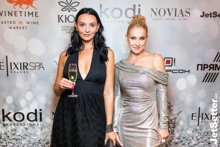 Директор Chance Private Club Ирина Веденеева и Светлана Масленникова. Фото: jetsetter.ua