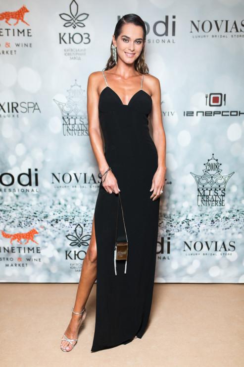 Олеся Стефанко. Фото: пресс-служба Miss Ukraine Universe