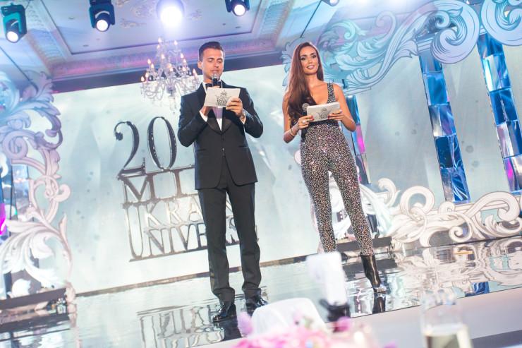 Александр Скичко и Мария Литти. Фото: пресс-служба Miss Ukraine Universe