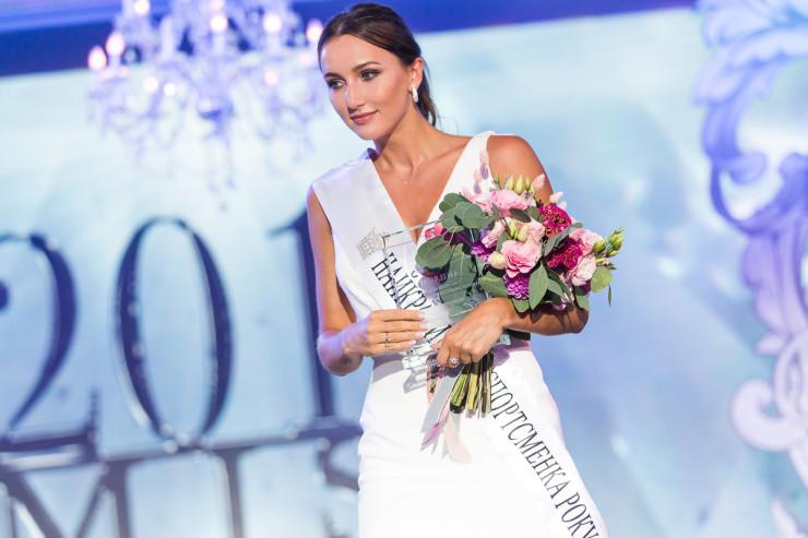 Анна Ризатдинова. Фото: пресс-служба Miss Ukraine Universe