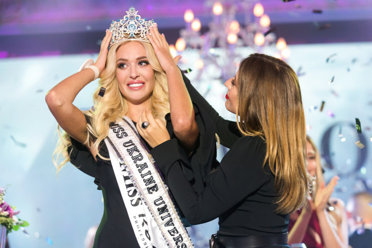 Катерина Жосан. Фото: пресс-служба Miss Ukraine Universe