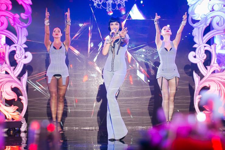 Даша Астафьева. Фото: пресс-служба Miss Ukraine Universe