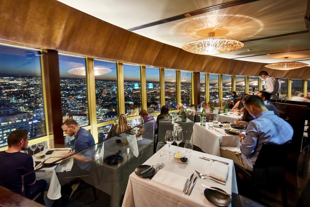 Sydney Tower Restaurant