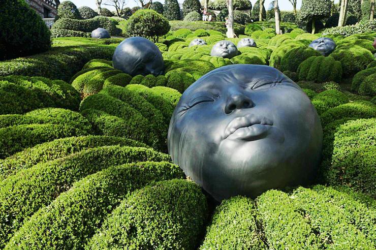 Сад Этреты
