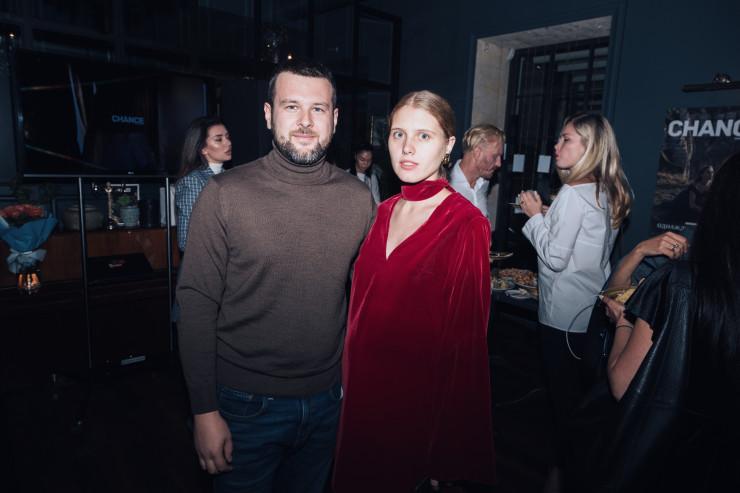 Дмитрий и Анна Гончаровы
