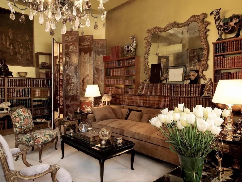 Сoco Сhanel paris apartment