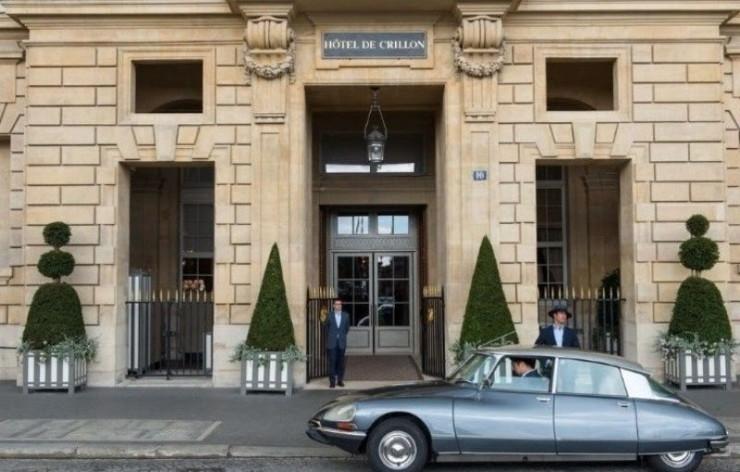 Фото: Hotel de Crillon, a Rosewood Hotel.