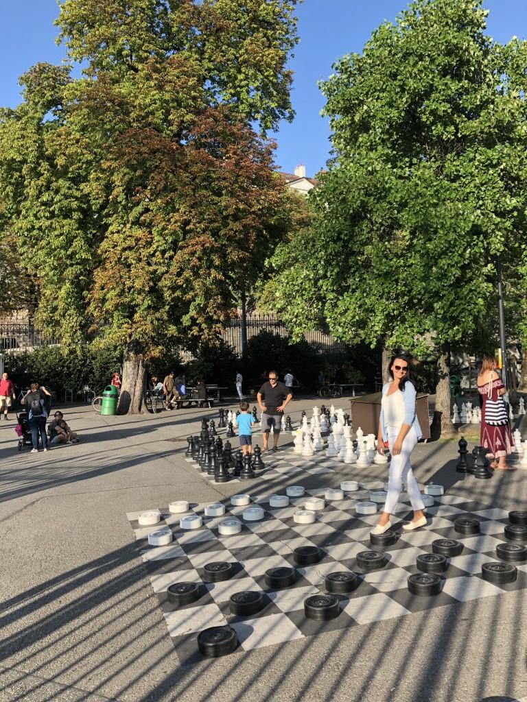 Женева идеальна для пеших прогулок