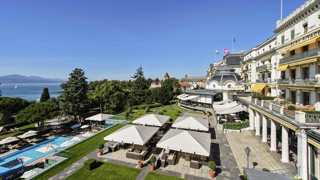 Отель Beau-Rivage Palace Lausanne – 150 лет существования принадлежит одной семье в четырех поколениях
