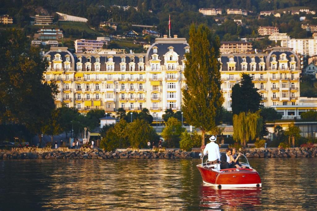 Fairmont Le Montreux Palace www.fairmont.com/montreux/