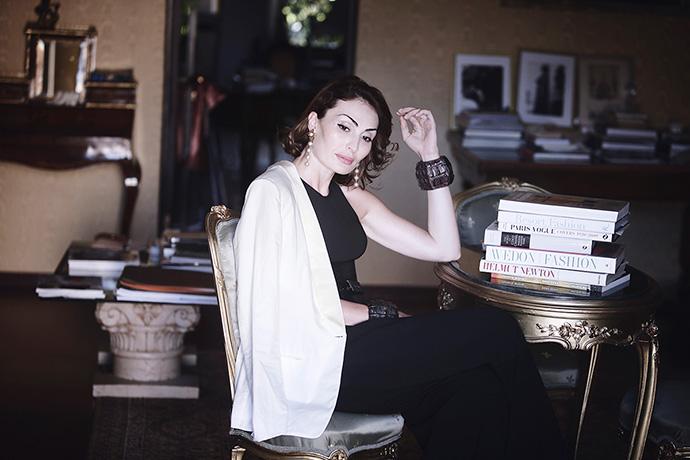 Фото: из архива Софии Чконии.