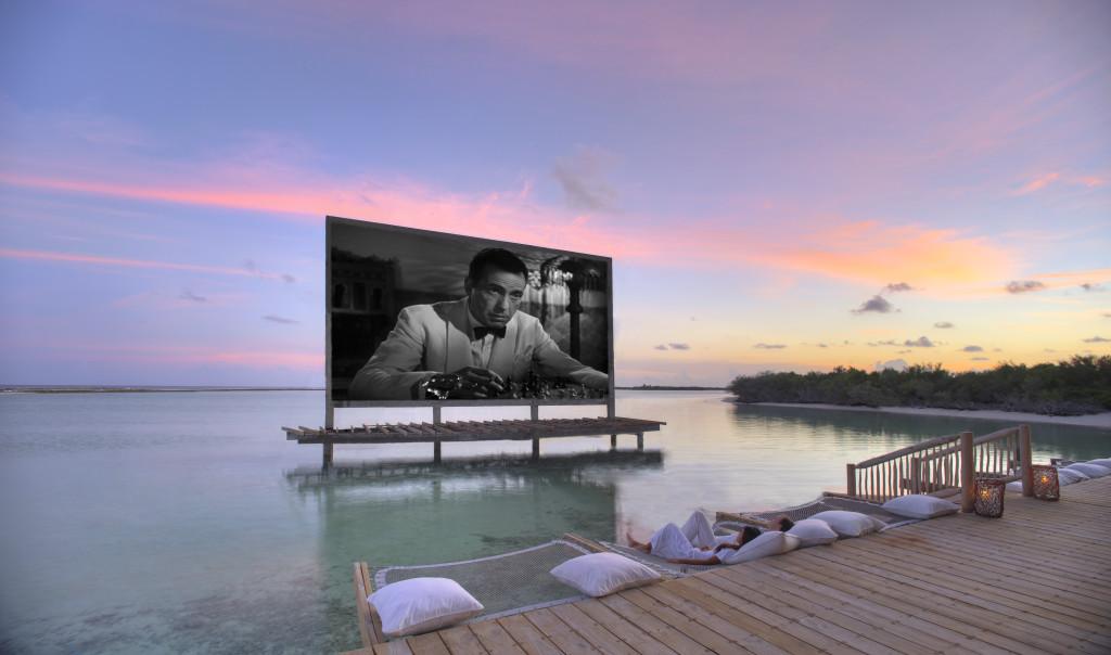Cinema Paradiso by Stevie Mann