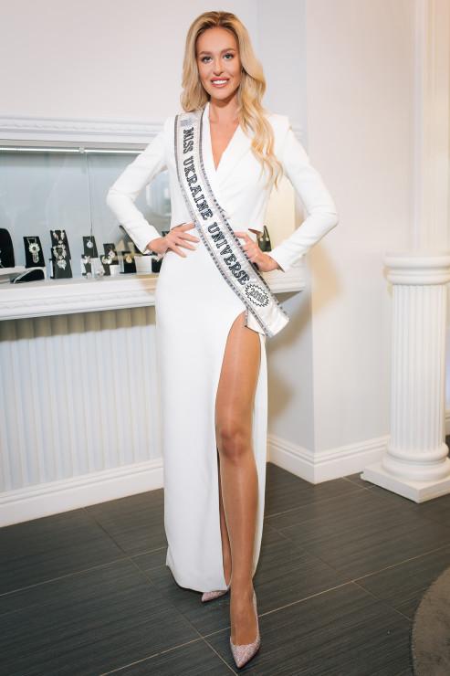 """Карина Жосан. Фото: пресс-служба конкурса """"Мисс Украина Вселенная"""""""