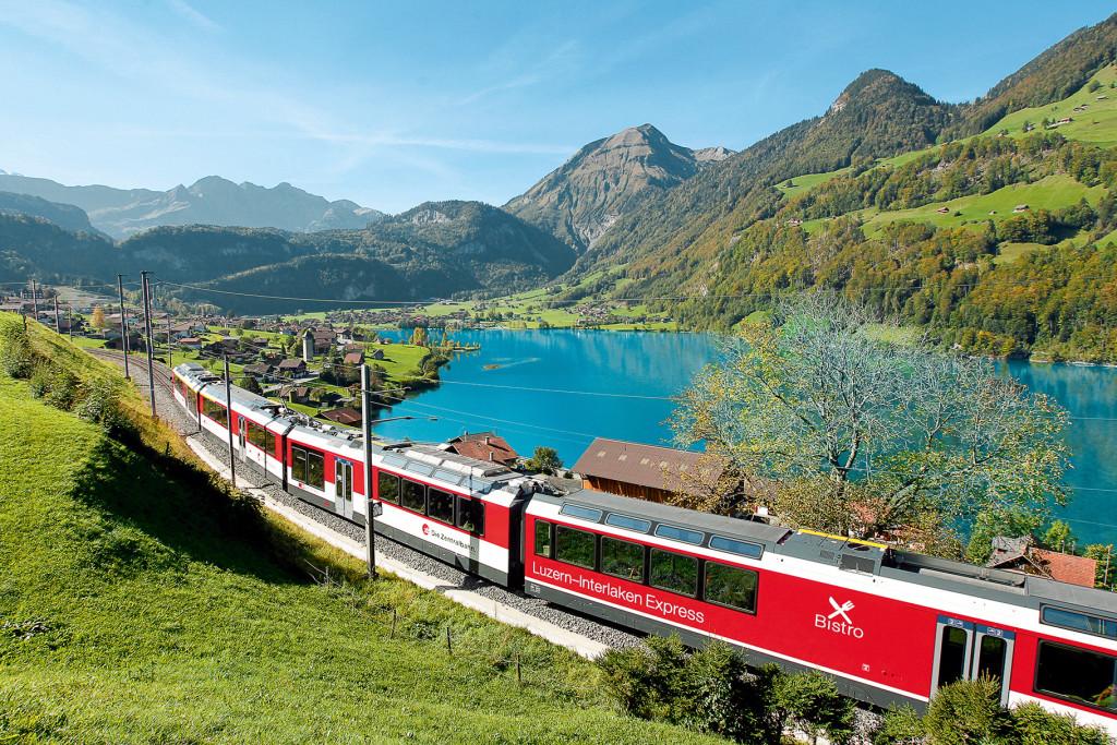 Центральная железная дорога Zentralbahn