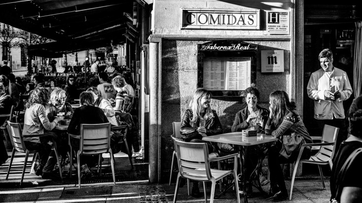 Мадрид. Фото: Мэт Джейкоб, Louis Vuitton