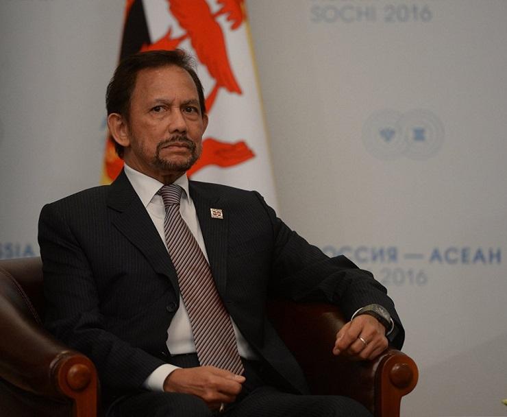 Хассанал Болкиах, султан Брунея. Фото: maryika.livejournal.com