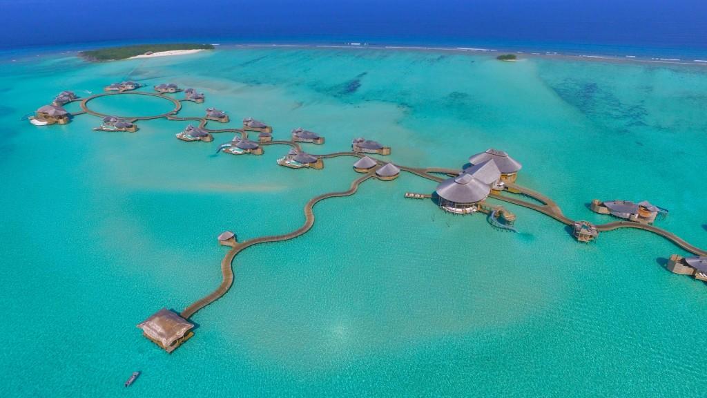 Soneva Jani на Мальдивах