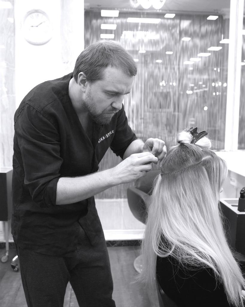 2 englishspeaking hairstylist kiev kyiv