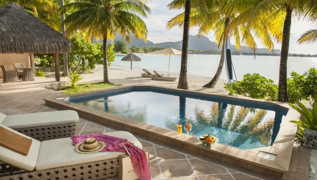 The St. Regis Bora Bora Resort***** БОРА-БОРА