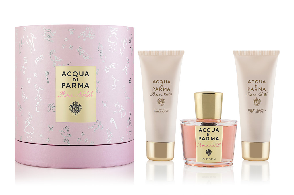 Acqua Di Parma, Christmas Set Groupage Rosa