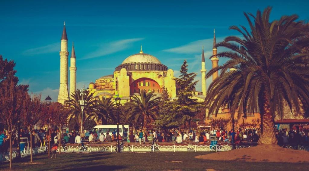 Стамбул. Фото: nosviatores.com