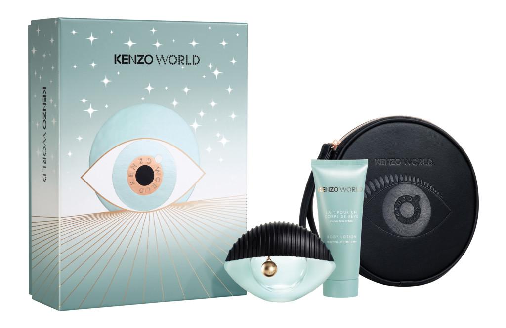 Kenzo, Christmas Set Kenzo World