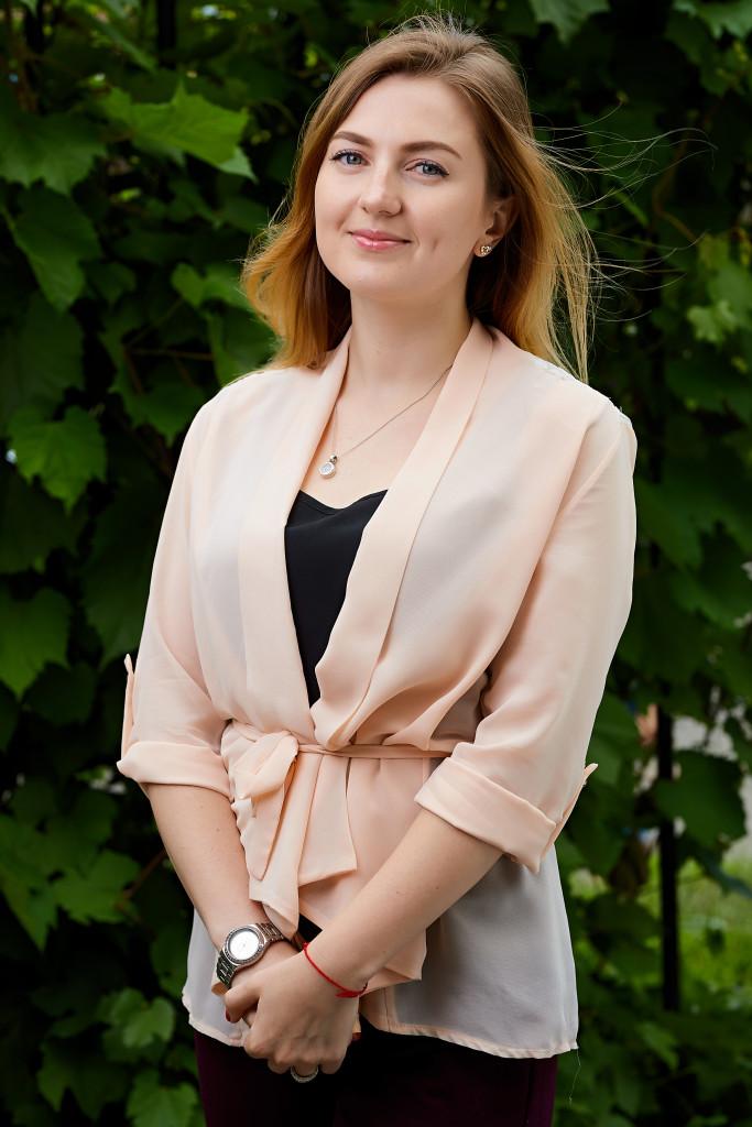 Анна Мельничук, диетолог, нутрициолог, American Medical Centers, Kyiv