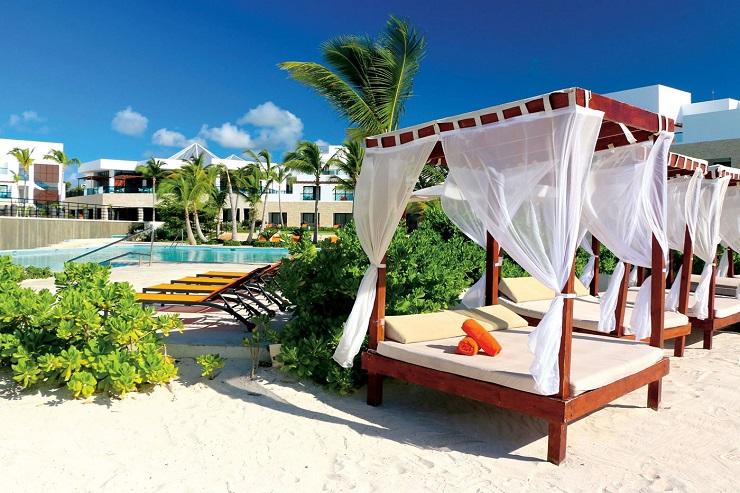 В TRS Cap Cana – отдых только для взрослых. Фото: transat.com