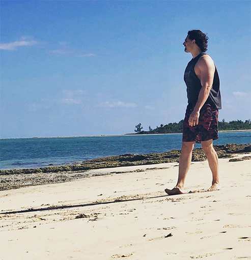 Муж Софии Джо Манганьелло / Instagram