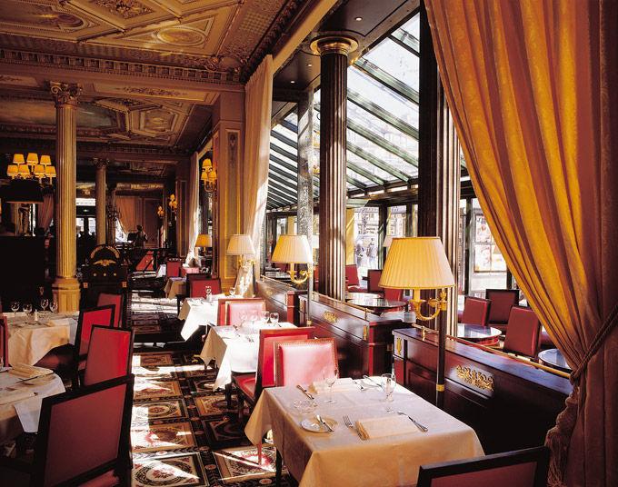 CAFÉ DE LA PAIX, Париж Фото: Paris Select Book