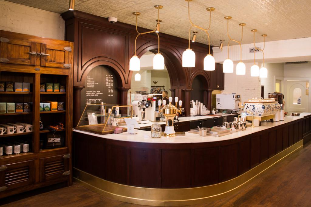 STUMPTOWN COFFEE ROASTERS, Нью‑Йорк Фото: Daily Coffee News