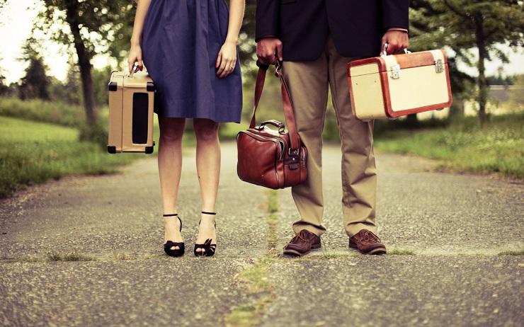 Кому – замужество, а кому – путешествие. Фото: badfon.ru