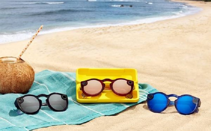 Солнцезащитные очки Spectacles. Фото: sputnik.ru