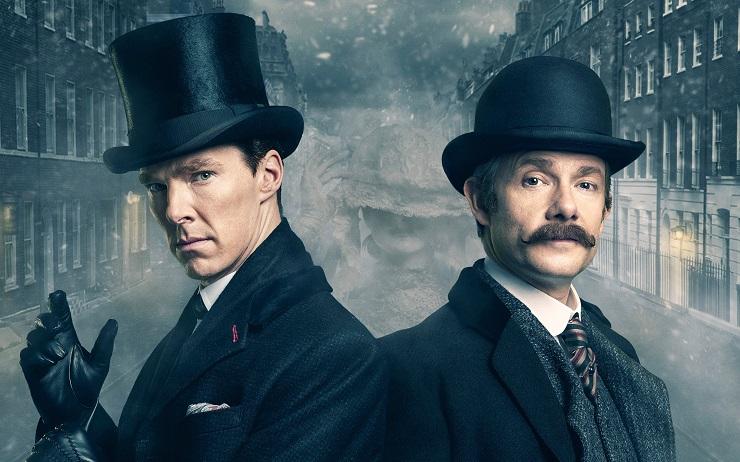 «Шерлок» – классика детективного жанра в новой оправе