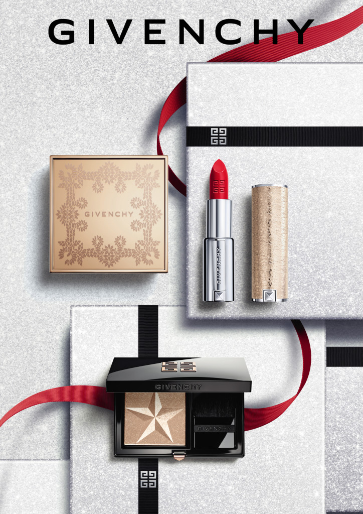 CHRISTMAS COLLECTION STILL LIFE VISUAL 2018 MAKE UP