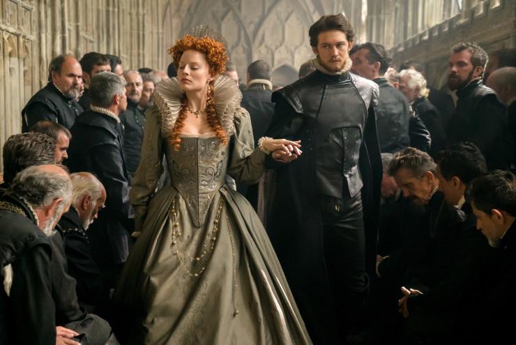 """Не пропустите премьеру """"Мария – королева Шотландии"""""""