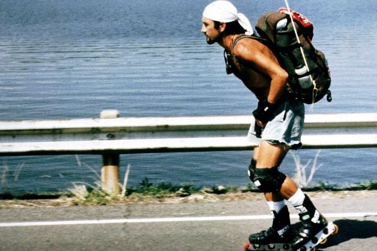 Поездка на роликах грозила Джейсону ампутацией ноги. Фото: rusunion.com
